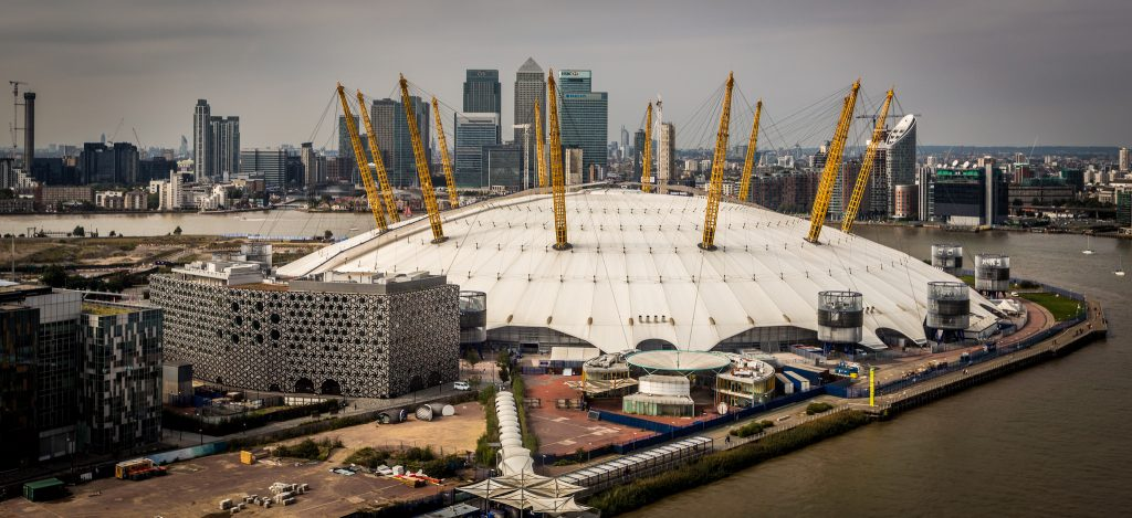 Adatvezérelt marketing segíti a rendezvényeket a londoni O2 Arénában