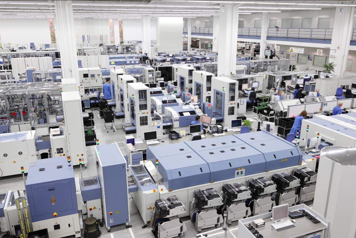 Ipar 4.0 megoldás a Siemensnél.