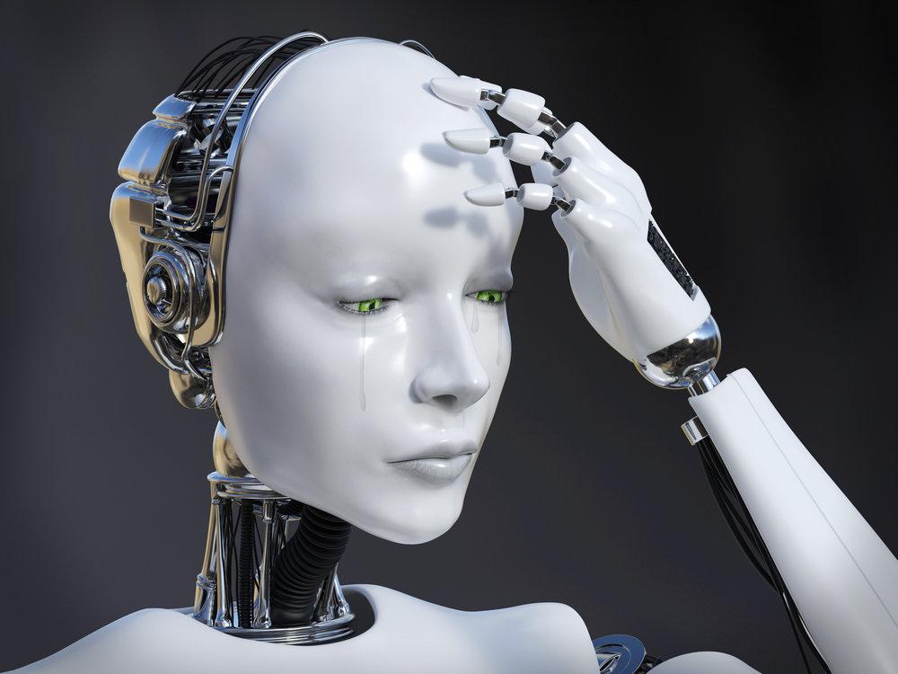 Síró robot. A controlleri szakma új jövője: robotokkal kell versenyezni.